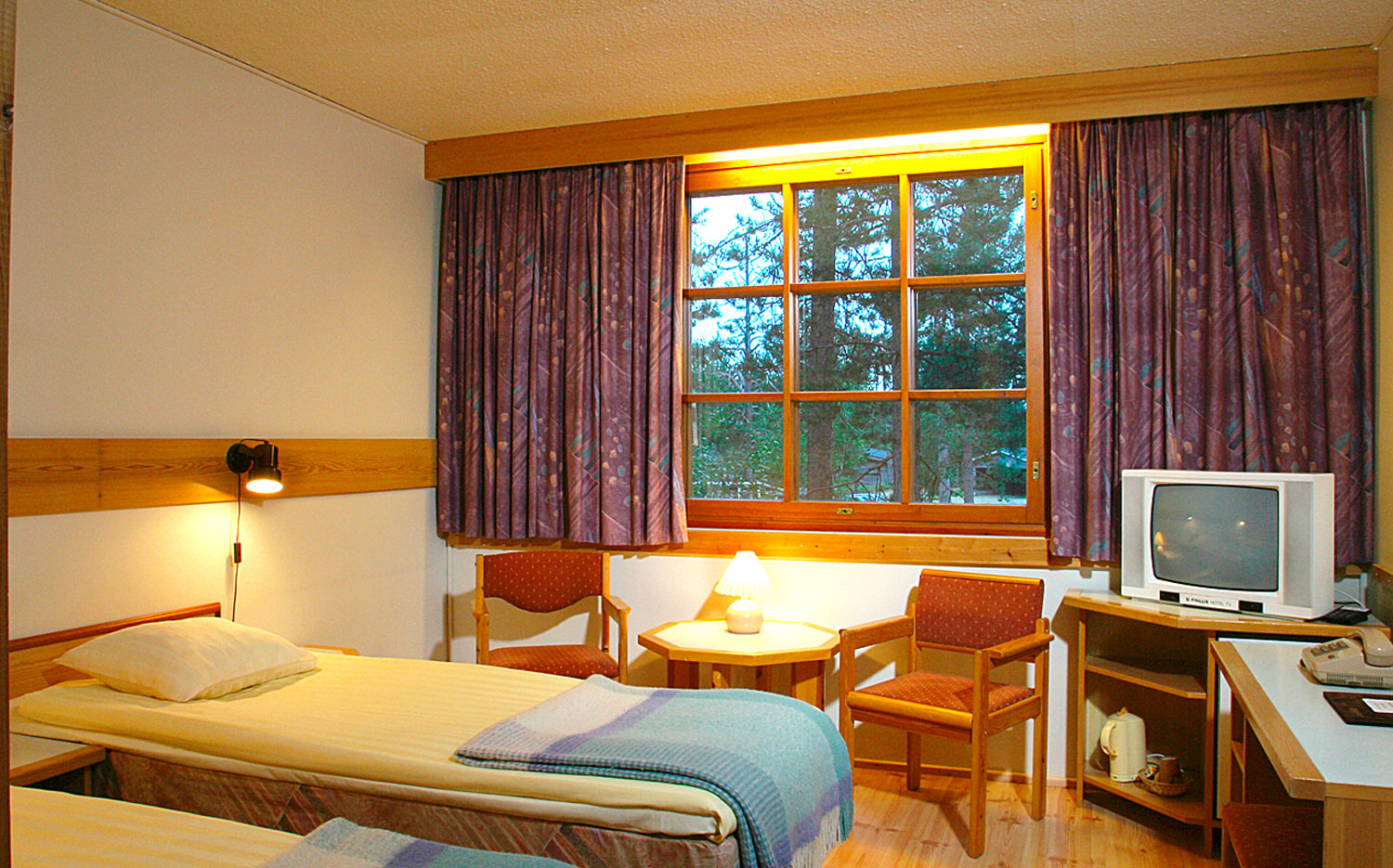 Saariselkä Inn - Bedroom