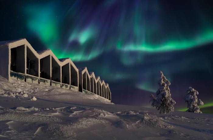 Santa's Star Arctic Hotel | Santa's Lapland | Santa's Lapland Accommodation